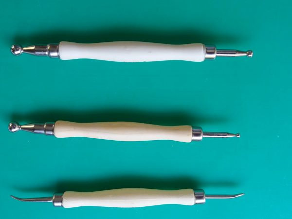 Ball Tool + Veining Tool